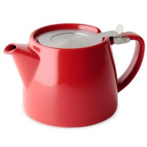 teapot with infuser - best gifts for tea drinkers