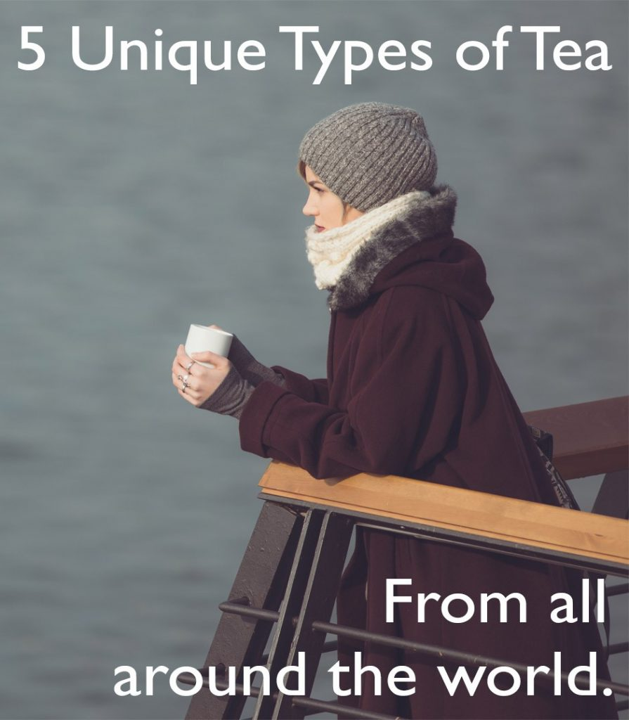 types-of-tea-worldwide